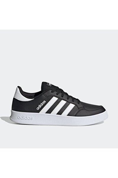 adidas BREAKNET Siyah Erkek Sneaker Ayakkabı 100663954