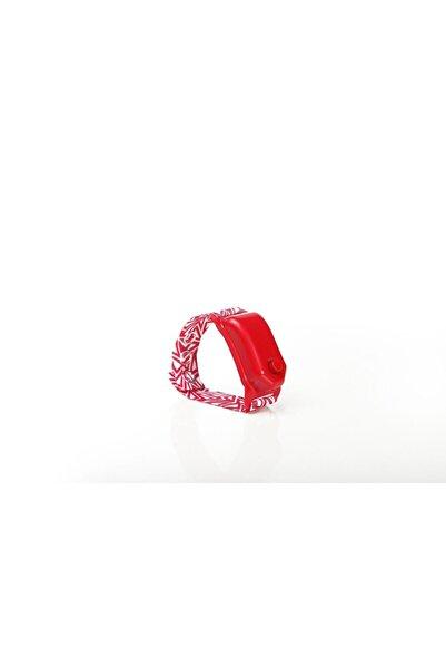 Evimona Dezenfektan Bileklik Kırmızı