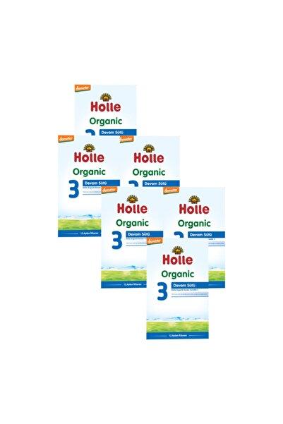 Holle Organik Devam Sütü 3 600 Gr  6'lı Paket