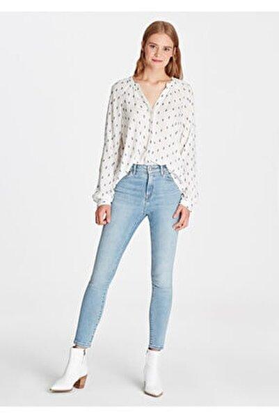 Kadın Mavi Tess Vintage Jean 100328-22253