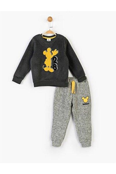 Mickey Mouse Disney Çocuk Polar 2li Takım 14714