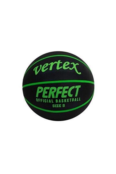 VERTEX Siyah Basketbol Topu