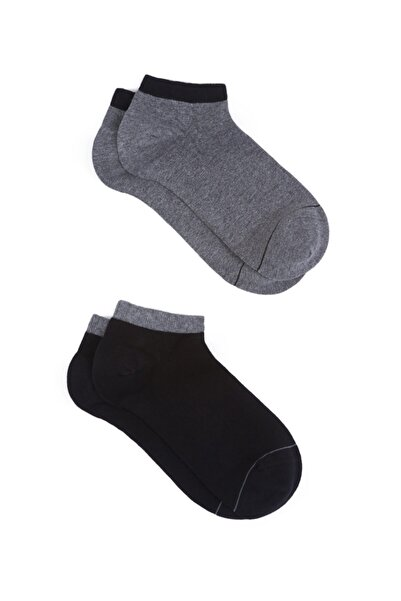 Erkek Patik Çorap Seti 2li