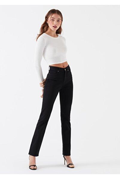 Mavi Kadın Kendra Siyah Gold Slim Jean
