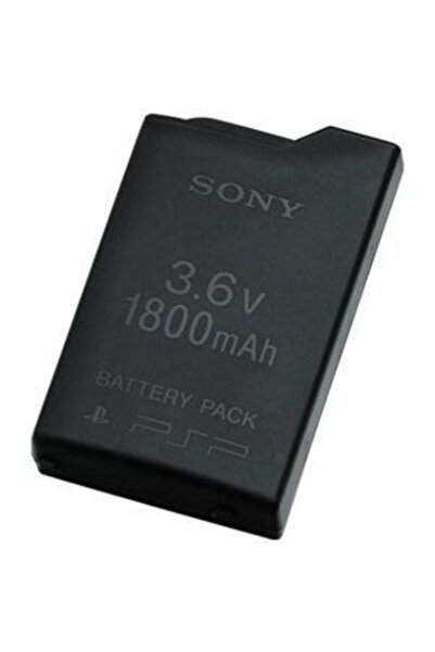 Sony Psp Fat Batarya Pil 100x Serisi Uyumlu