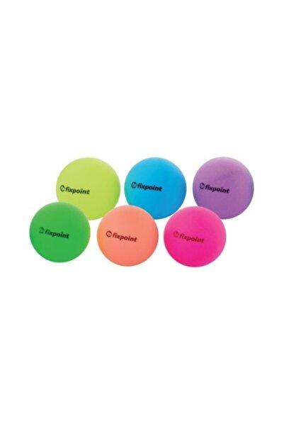 FixPoint Renkli Masa Tenisi Topu 6 Lı Paket P-2883