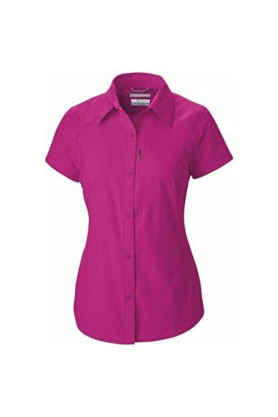 Columbia Kadın Sılver Rıdge Short Sleeve Shırt Al7122