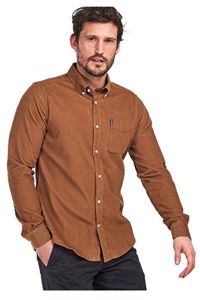 Barbour Erkek Kahverengi Tailored Gömlek
