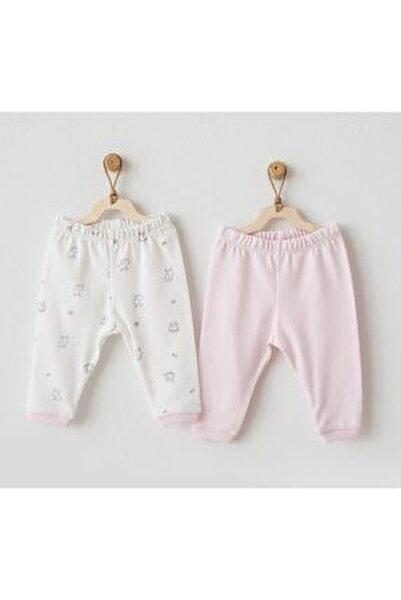 Kız Bebek Pembe Pantolonu 2'li