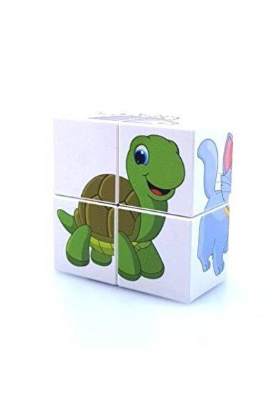 KÜPSS Magnetic Puzzle Hayvanlar