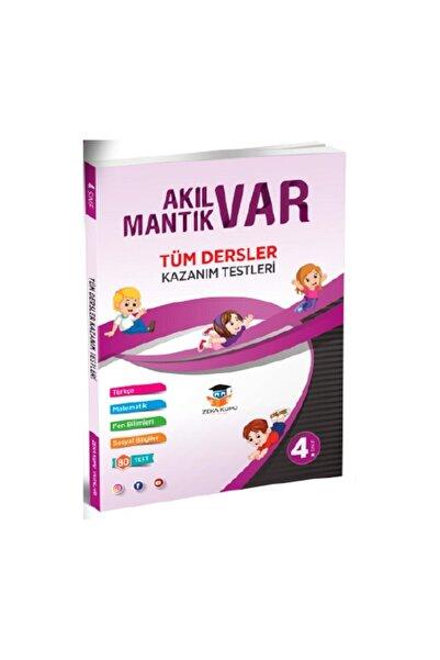 Zeka Küpü Yayınları Zekaküpü 4.sınıf Akıl Var Mantık Var Tüm Dersler Kazanım Testleri