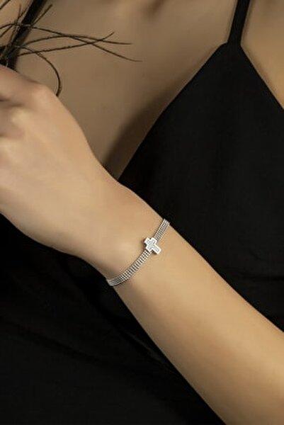 Swarovski Gümüş Bileklik