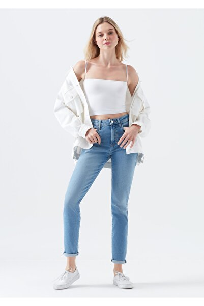 Mavi Kadın Mavi Star Gold Indigo Jean Pantolon