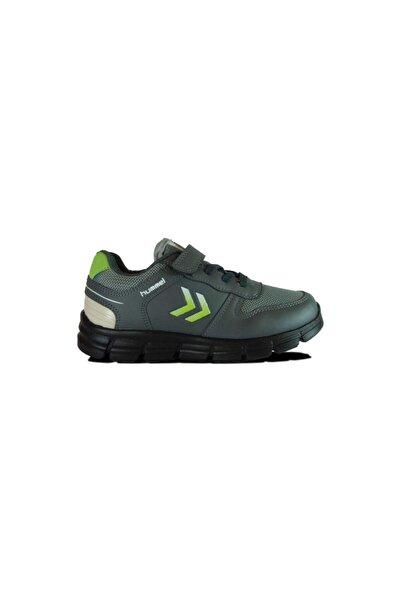 HUMMEL Unisex Çocuk Yeşil Antrenman Ayakkabısı 210943-2388