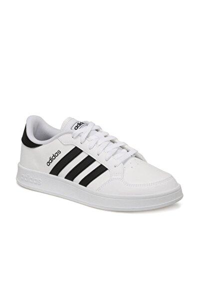 adidas BREAKNET Beyaz Erkek Sneaker Ayakkabı 100663934