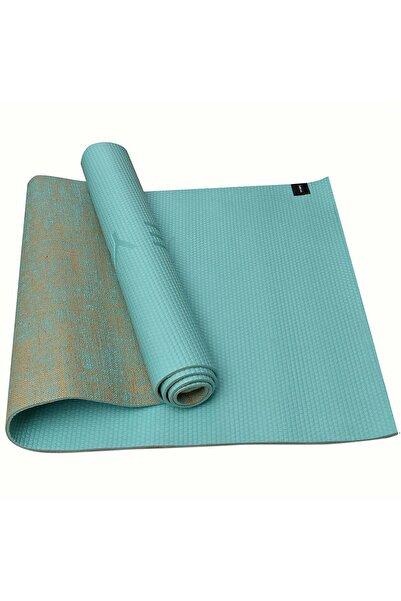 bilcee Yeşil Yoga Mat CB-654