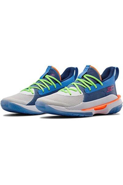 Under Armour Erkek Basketbol Ayakkabısı - Ua Curry 7 - 3021258-404