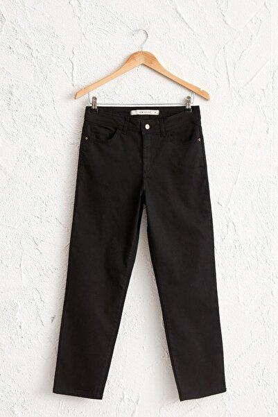 LC Waikiki Kadın Siyah J0F Jeans 0WG961Z8