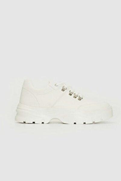 Kadın Beyaz J5E Sneaker 0WEJ54Z8