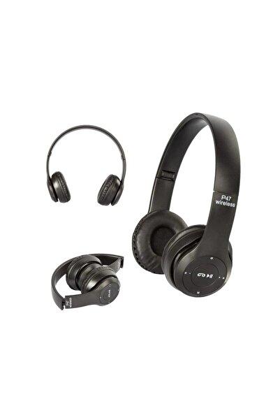 Torima P47 Bluetooth Kulaklık Wireless Siyah