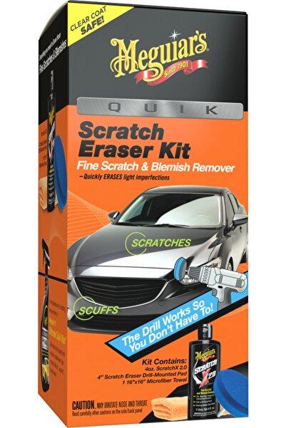 Meguiars Meguıars Quik Scratch Eraser Kit Hızlı Çizik Giderme Kiti