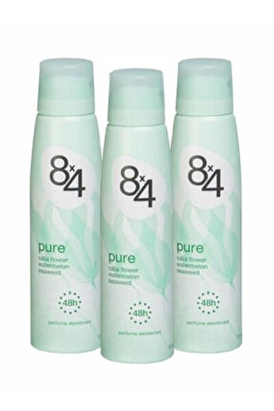 Pure 150 ml Deodorant x 3 Adet