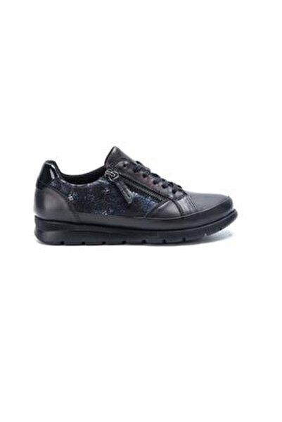 Kadın Siyah Comfort Ayakkabı (k) 28931 Zn