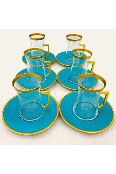 Paşabahçe 12 Parça Çay Seti