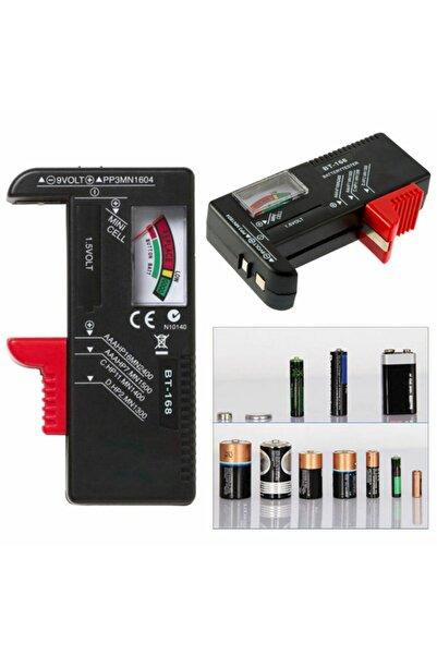 Techmaster Pil Batarya Test Doluluk Ölçüm Cihazı Pil Test Cihazı Ölçer