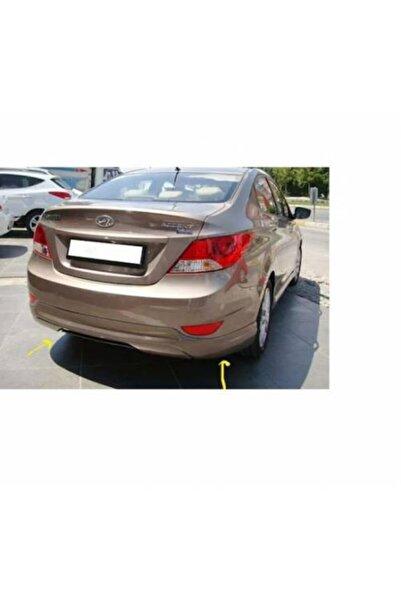 Hyundai Accent Blue-arka Ek(fiber-boyasız)