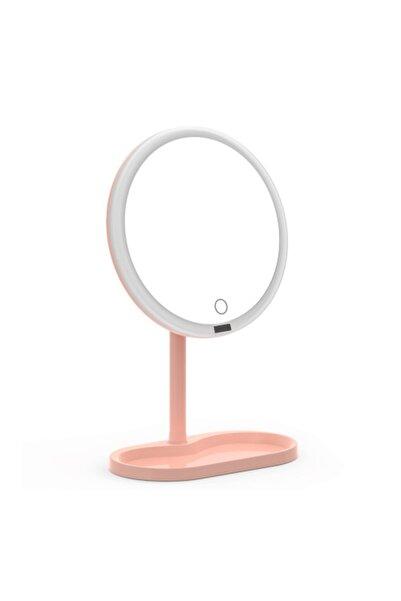 Sezy Işıklı Makyaj Aynası Dokunmatik Güçlü Kademeli Led