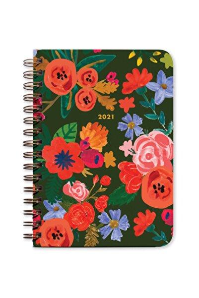 Fabooks Dağ Çiçekleri 2021 Ajandası (türkçe)
