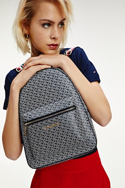 Tommy Hilfiger Iconıc Tommy  Backpack Monogram AW0AW07926