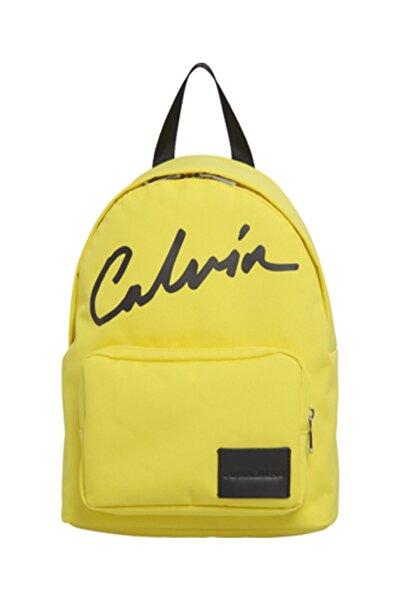Calvin Klein Kadın Sarı Sırt Çantası 504499871