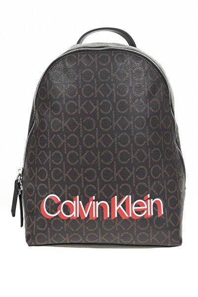 Calvin Klein Kadın Kahve Sırt Çantası 503753159