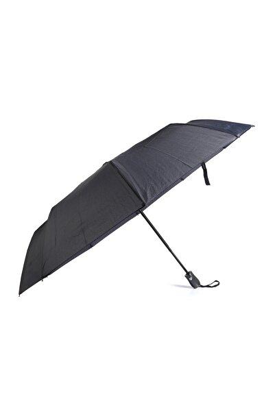 Almera Erkek Siyah Otomatik Şemsiye