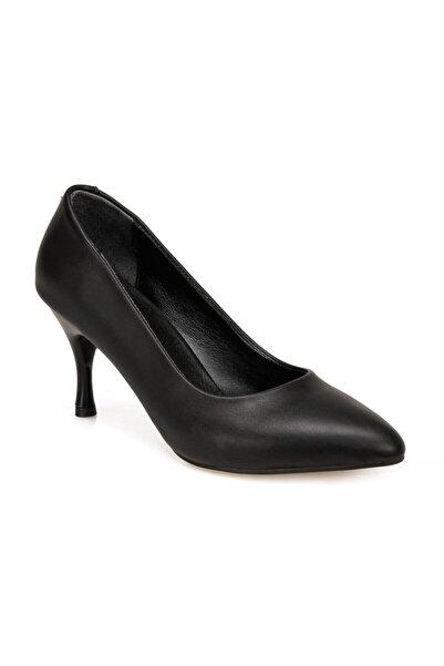 Butigo Verona Siyah Kadın Gova Ayakkabı