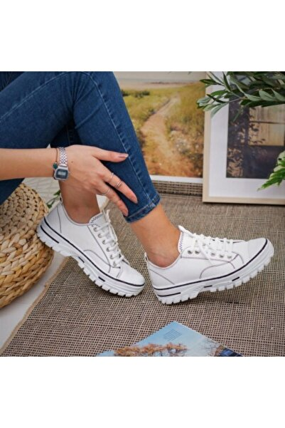 Kadın Cilt Sneaker