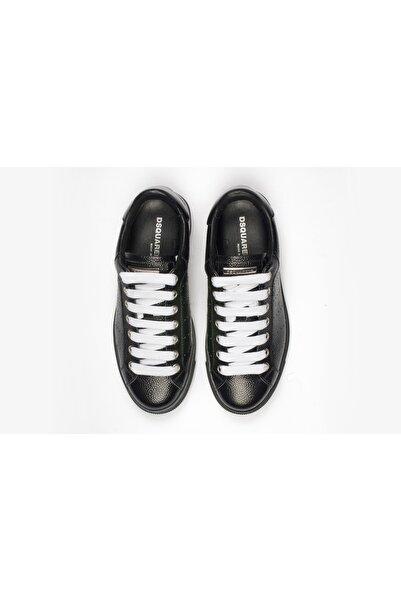 Dsquared Erkek Siyah Sneakers