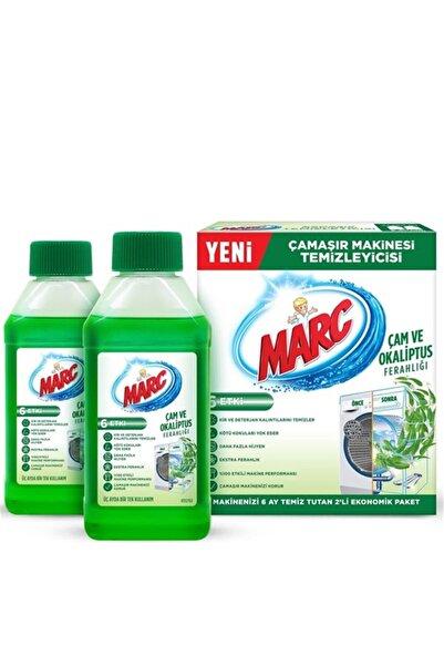 Marc Çamaşır Makine Temizleyici Çam Ve Okaliptus 2x 250 ml
