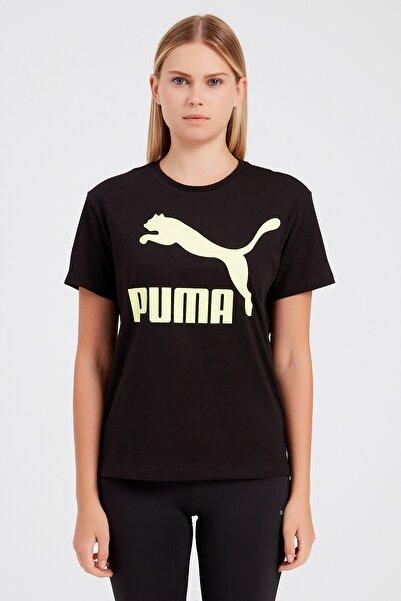 Kadın T-Shirt - Classics Logo Tee - 59551476