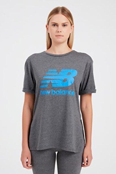 Spor T-Shirt - NB VOM TEE - V-WTT916-ANT