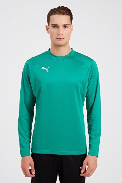 Puma Erkek Spor Sweatshirt - LIGA Training - 65566905