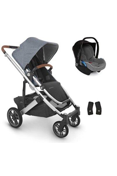 UPPABABY Gregory Cruz V2 Travel Sistem Bebek Arabası