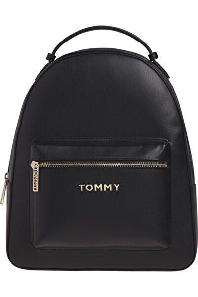 Tommy Hilfiger Kadın Siyah Sırt Çantası