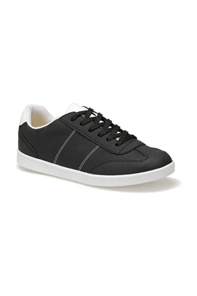 ART BELLA CW19007 Siyah Kadın Sneaker Ayakkabı