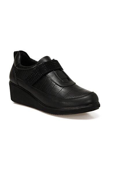 Polaris 161395.Z Siyah Kadın Comfort Ayakkabı 100548504