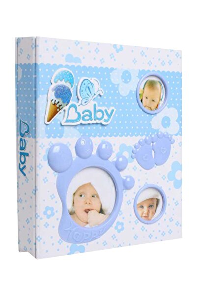 Letizia Ayak Izli Bebek Fotoğraf Albümü