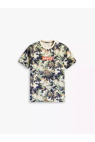 Levi's Erkek Boxtab Graphic T-shirt