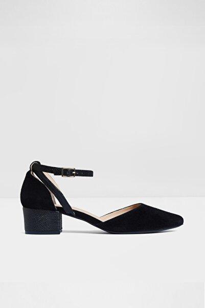 Aldo Kadın Siyah Topuklu Ayakkabı